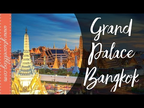 Grand Palace and Wat Phra Kaew in Bangkok | Thailand With Kids