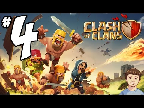 Clash Of Clans | TV Commercial (Witch & Larry) ! - YouTube