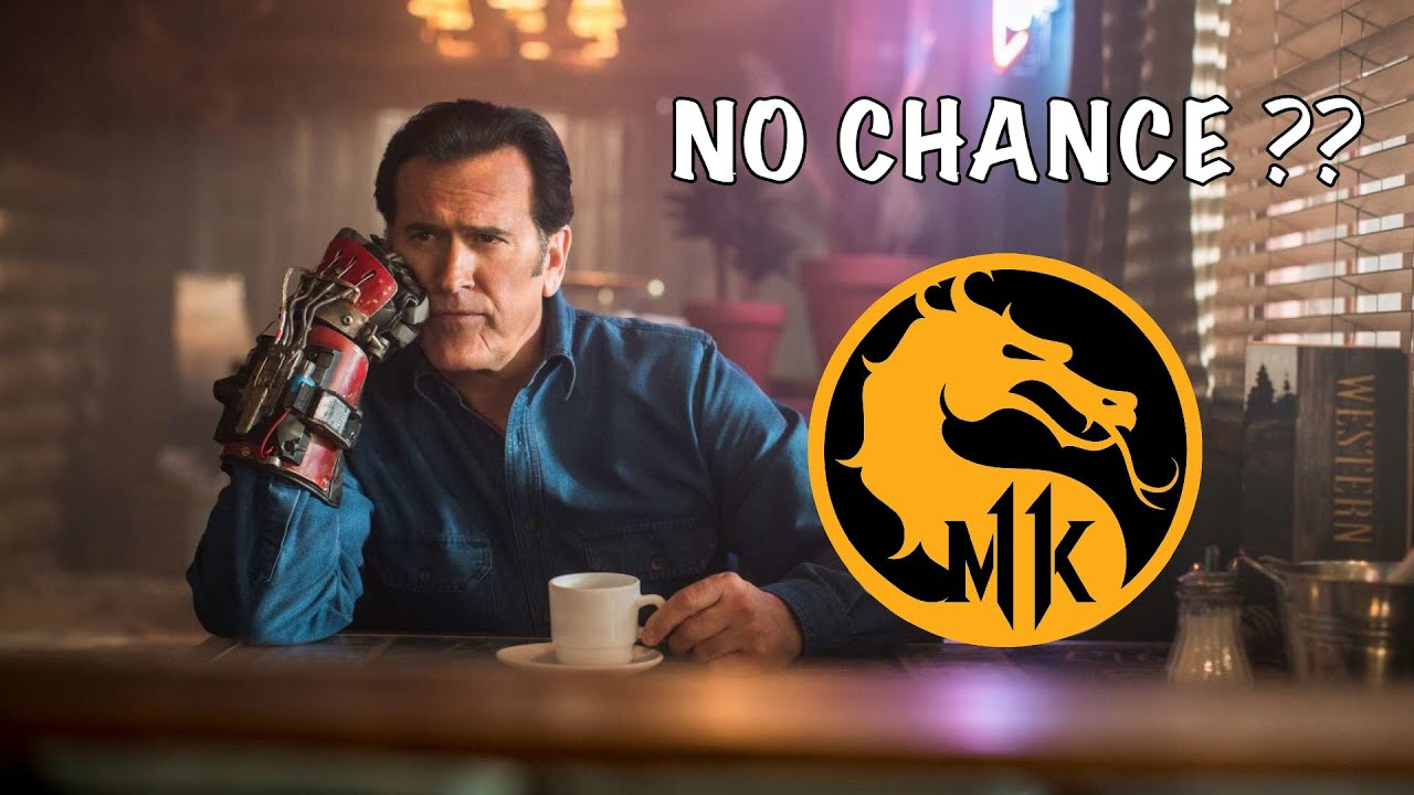 Ed Boon Officially Deconfirms Ash Williams DLC For MK 11 Ultimate ? + More