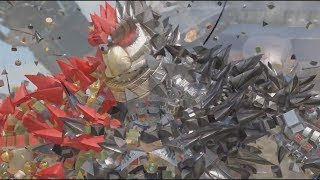 KNACK 2 All Boss Fights and Ending
