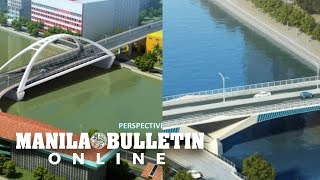 These bridges will come to completion soon and decongest traffic in some parts of Metro Manila