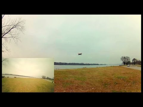 Hobbymate Q100 Quadcopter Kit - Acro Flying