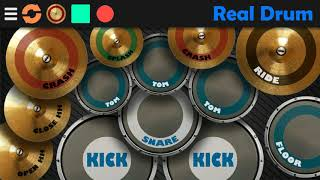 Dhyo haw sekeras batu versi real drum enak banget