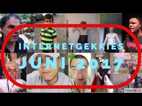 De Internetgekkies van de maand Juni 2017