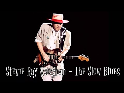 Stevie Ray Vaughan - The Slow Blues (Instrumental)