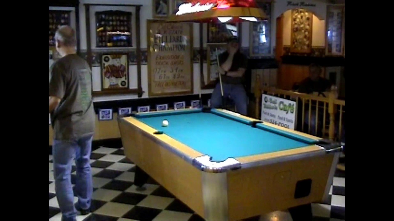 8-Ball Pool Tourney part One  3-28-10