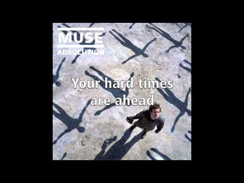 Muse - Butterflies & Hurricanes [HD]