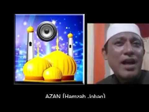 Adzan (vok: Hamzah Johan ) Musik SYAHDU Rhoma Irama