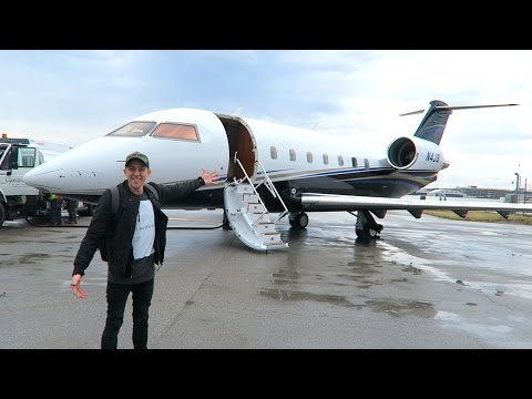 Thumbnail: MY FIRST PRIVATE JET!!