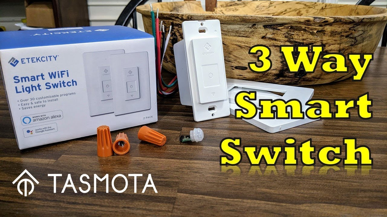 3 Way Smart Switch with Motion Activation - Etekcity
