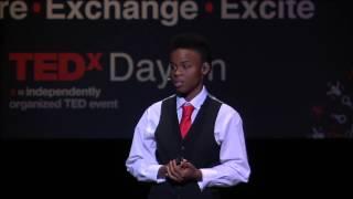 Human trafficking -- Stop the silence | Catalleya Storm | TEDxDayton