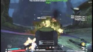 Borderlands DLC The Zombie Island of Dr. Ned Walkthrough Episode 8: Pumpkin Head