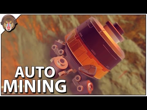 No Man's Sky Auto Mining, Galactic Trade Terminal Foundation Update