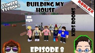 Roblox - Lumber Tycoon 2 - Kids Bedrooms