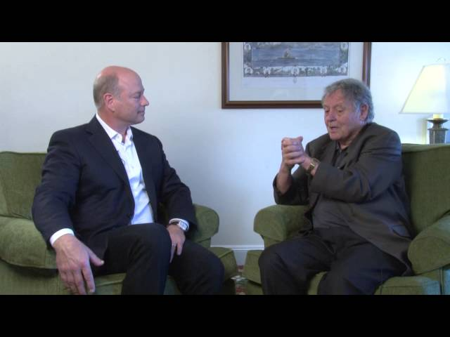 Mind and the Wave Function Collapse, John Hagelin in conversation with Henry Stapp