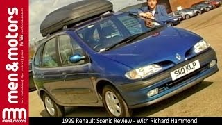 1999 Renault Scenic Review - With Richard Hammond