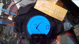 DCR Speedometer for Yamaha New Jupiter MX