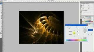 Photoshop & Apophysis Tutorial, Creating Crazy Fractal Effects