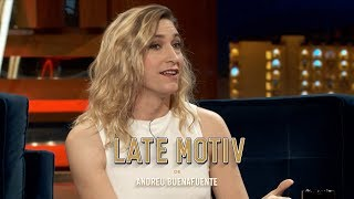 LATE MOTIV - Abril Zamora.