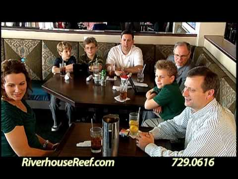 Riverhouse Reef and Grill - Waterfront Dining Palmetto, Florida