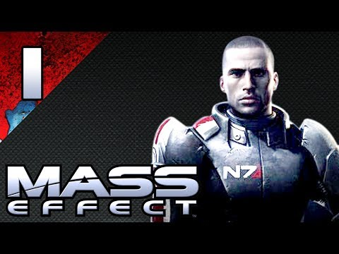 Mr. Odd - Let's Play Mass Effect 1 - Part 1 - Odd Shepard, Mass Effect's Only Hope