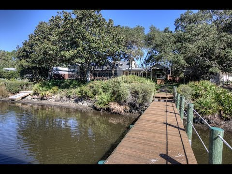 Waterfront Paradise on Grand Lagoon - Panama City Beach, Florida Real Estate For Sale