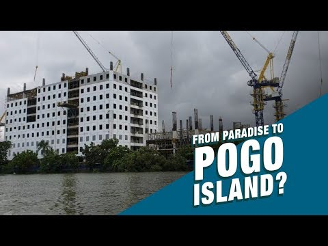 Stand For Truth: Dating Resort Island, Gagawing Gaming Operation Complex Ng Mga Chinese?