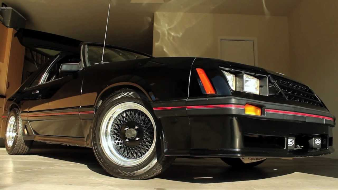 1982 Mustang Gt Restoration Part 1 Youtube