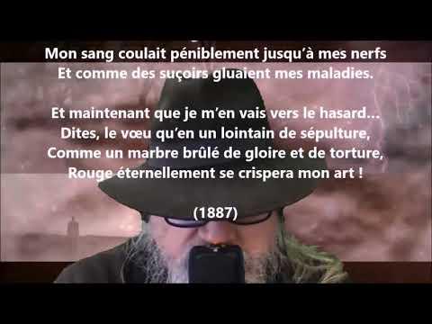Les paroles mornes - Émile Verhaeren lu par Yvon Jean