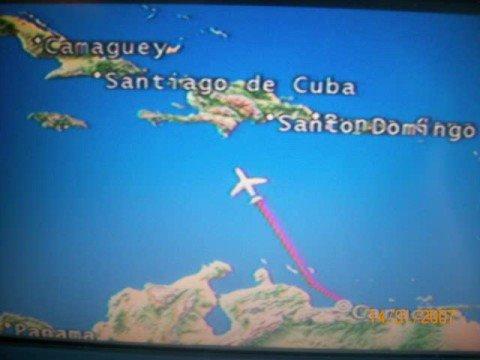 LAN Airlines: Viaje Caracas - Miami