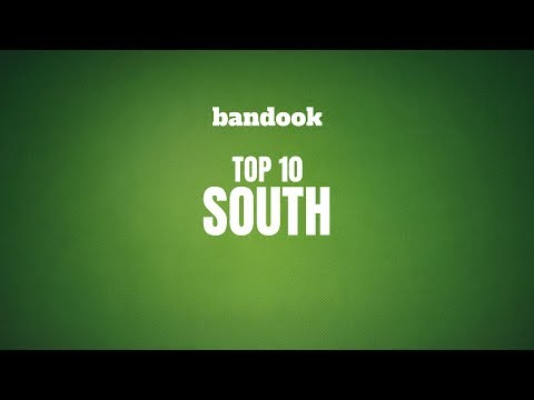 bandook charts | South Top 10 Songs Of The Week - August 5, 2018