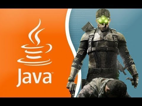 All Splinter Cell Games For Java