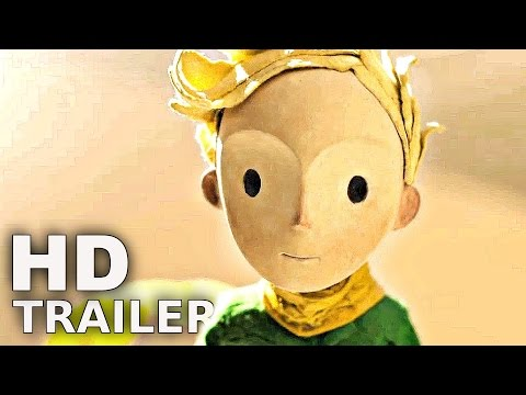 DER KLEINE PRINZ Trailer German Deutsch (2015)из YouTube · Длительность: 45 с