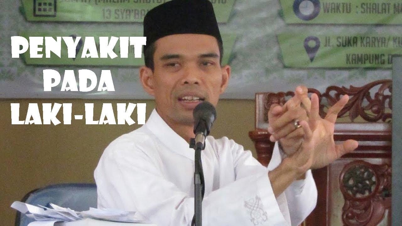 Ceramah Lucu Penyakit pada Laki - Laki Ustadz Abdul Somad ...