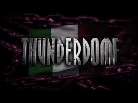 Thunderdome XX Tour Italy - Official Trailer (13-10-2012)