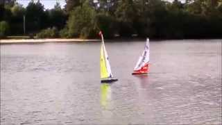 Demo RC Ocean Going Racing Yacht 2.2m