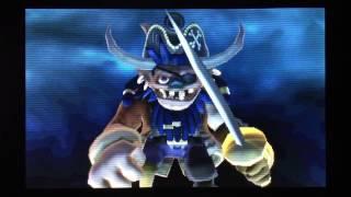 Skylanders Giants 3DS - Game Over