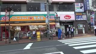 大田区大森駅の周辺を動画で紹介【駅周辺は大手チェーン店が沢山】