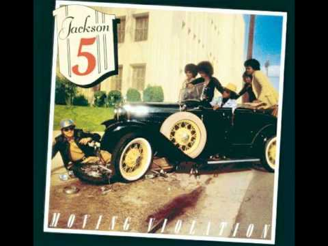 "JACKSON 5 ""MOVING VIOLATION"""