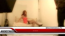 Photoshoot with LINDA SWEET - Bravo Models Media Prague