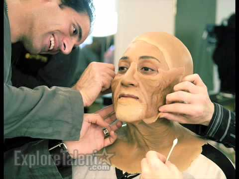 How To Become a Special Effects Makeup Artist - YouTube