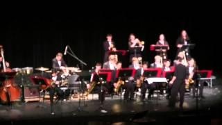 Spring Concert 2014: Come Fly With Me (Lab Band)