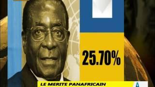 LE MÉRITE PANAFRICAIN 03 06 2016