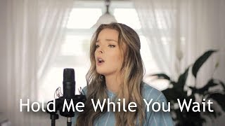 Lewis Capaldi - Hold Me While You Wait Cover   |   Jade Burke Video
