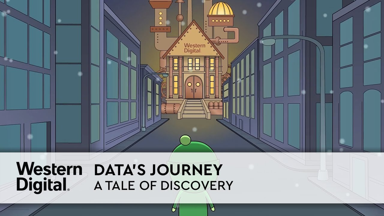 Data's Journey | A Tale of Discovery