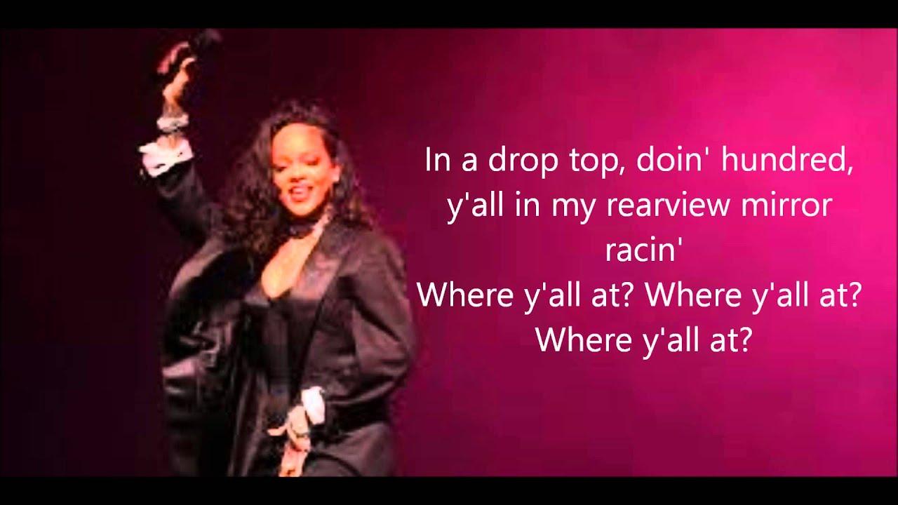 Rihanna - Pour It Up - Home | Facebook