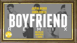 "Justin Bieber ""Boyfriend Pt 2 (Chuck Deuces Remix)"" Ft. 2 Chainz, Mac Miller & Asher Roth"