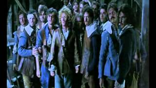 "Cyrano de Bergerac ""écoutez les Gascons"""