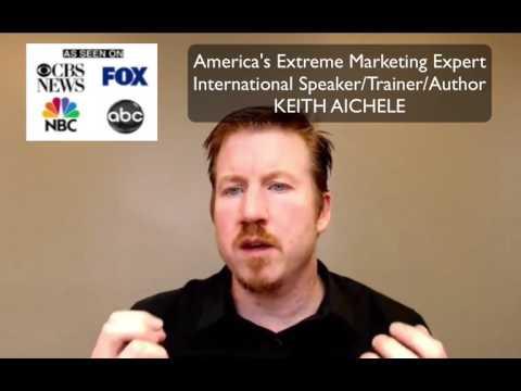 America's Extreme Marketing Expert Keith Aichele Endorsed Ellenpro.com Ellen Lin
