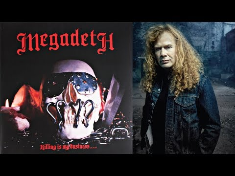 Dave Mustaine REVEALS Why Megadeth's 1st Album Is So Aggressive! Mp3